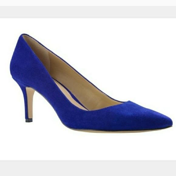5c0d5814888 Ann Taylor Shoes - Eryn Suede Pumps